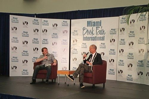 john waters miami international book fair
