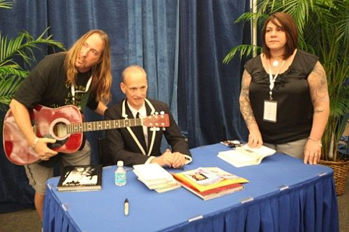 john waters signing