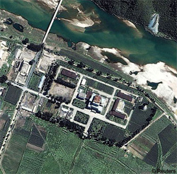 korean nuclear site
