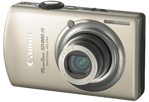 Canon SD880 IS