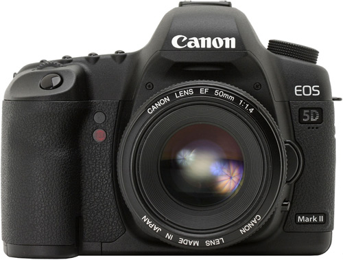 Canon d5 Mark II