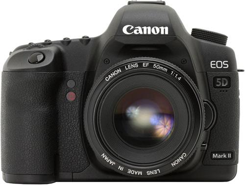 Canon d5 Mark II