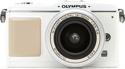 Olympus E-P1 digital pen