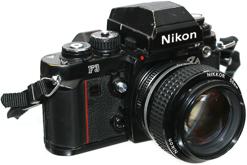 Nikon F3