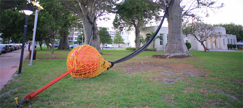 Giant Slingshot, Robert Chambers