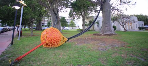 Giant Slingshot, Robert Chambers