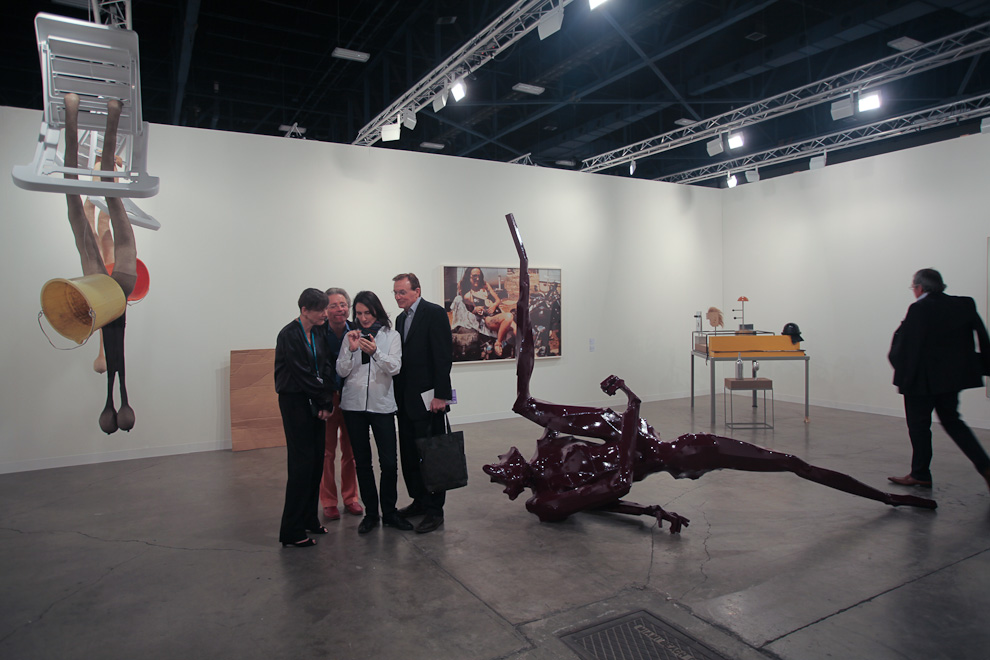 art basel winners and losers