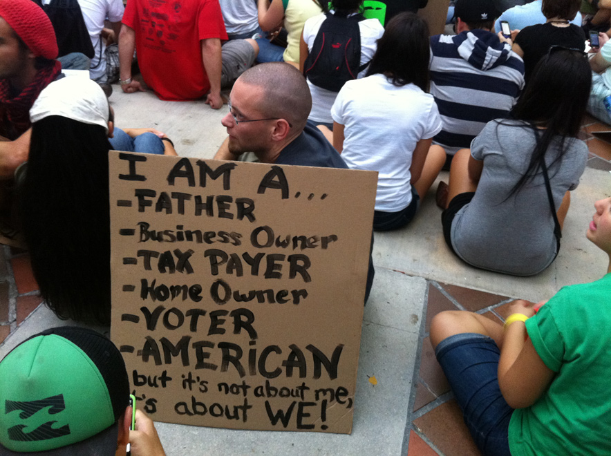 occupy miami